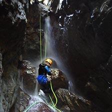canyoning, 06, alpesmaritimes, barbaira, maglia